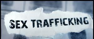 trafficking torn paper
